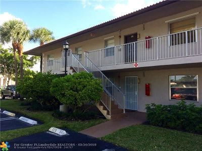 Coral Springs Rental For Rent: 8850 Royal Palm Blvd #203