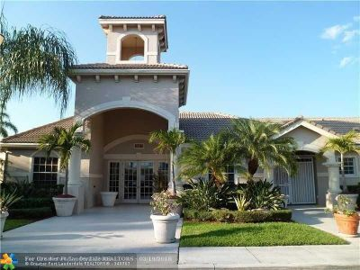 Coconut Creek Rental For Rent: 5031 Wiles Rd #206