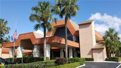 Margate Condo/Townhouse For Sale: 3031 Holiday Springs Blvd #104