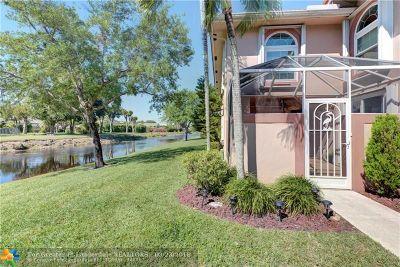 Coral Springs Condo/Townhouse Backup Contract-Call LA: 11748 Royal Palm Blvd #11748