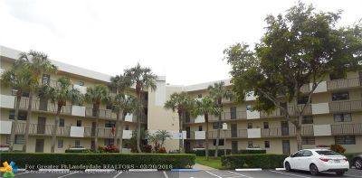 Deerfield Beach Condo/Townhouse For Sale: 2440 Deer Creek Country Club Blvd #202-C