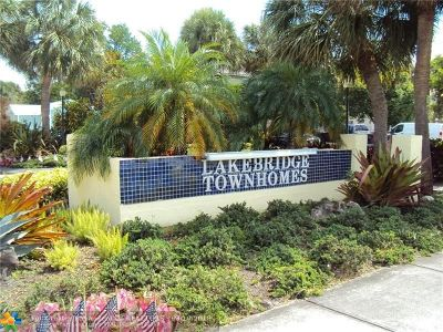 Broward County, Collier County, Lee County, Palm Beach County Rental For Rent: 63 SW 3rd St #63