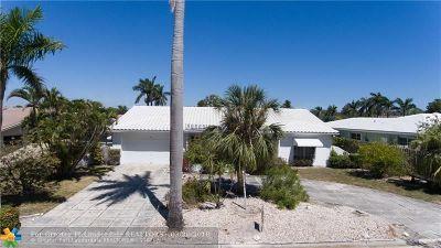Fort Lauderdale Single Family Home For Sale: 2901 NE 55th St