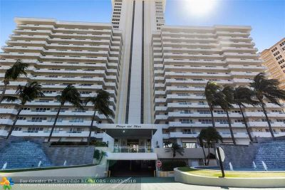 Fort Lauderdale Condo/Townhouse For Sale: 3900 Galt Ocean Dr #2404