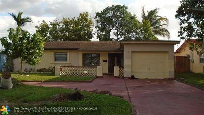 Miramar Single Family Home For Sale: 7808 Panama Street