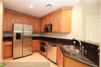 Weston Condo/Townhouse For Sale: 16101 Emerald Estates Dr #450