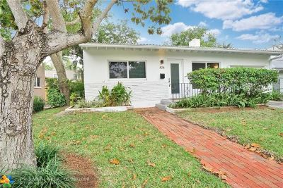 Fort Lauderdale Single Family Home For Sale: 1108 SE 11th St