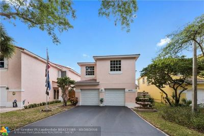 Plantation Single Family Home For Sale: 9875 Fairway Cove Ln