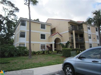 Coral Springs FL Condo/Townhouse For Sale: $149,900