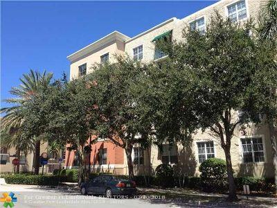 West Palm Beach Condo/Townhouse For Sale: 630 S Sapodilla Avenue #508