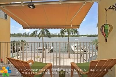 Broward County Condo/Townhouse For Sale: 4232 N Ocean Dr #4232