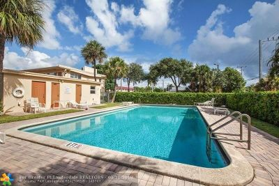 Boynton Beach Condo/Townhouse Backup Contract-Call LA: 2303 S Federal Hwy #9