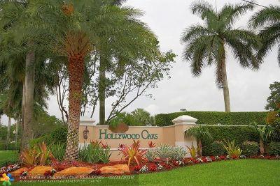 Fort Lauderdale Rental For Rent: 3624 Estate Oak Cir