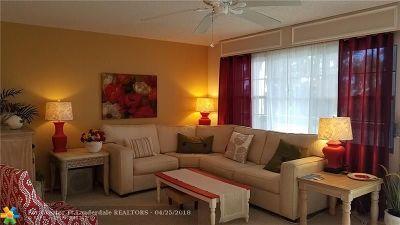 Deerfield Beach FL Condo/Townhouse For Sale: $66,000