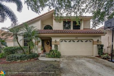 Broward County Single Family Home For Sale: 1781 NW 104th Ave