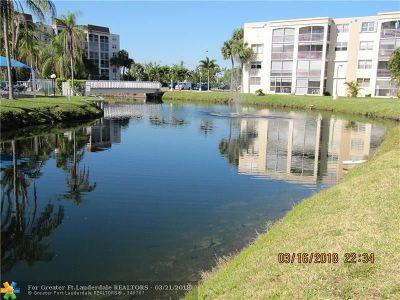 Dania Beach Condo/Townhouse For Sale: 505 E Dania Beach Blvd #4-1L
