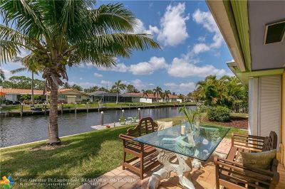 Fort Lauderdale Single Family Home For Sale: 6311 NE 20th Way