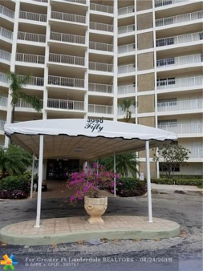 Pompano Beach FL Condo/Townhouse For Sale: $138,000