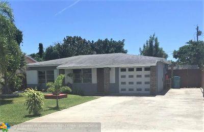 Boynton Beach Single Family Home For Sale: 226 SE 24th Ave
