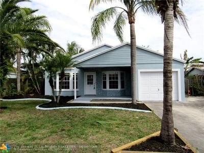 Davie Single Family Home For Sale: 12901 SW 17th Pl