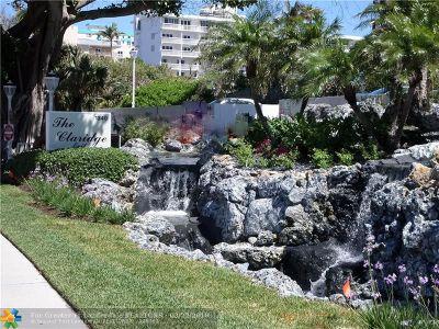 Pompano Beach Condo/Townhouse For Sale: 1340 S Ocean Blvd #2201