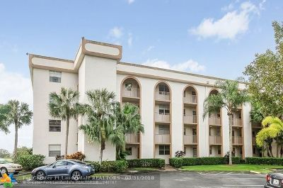 Margate Condo/Townhouse For Sale: 3231 NW Holiday Springs Blvd #310