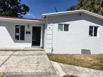 Miami Single Family Home For Sale: 59 NE 51st St