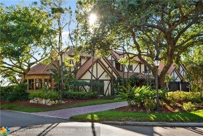 Coral Springs Single Family Home For Sale: 1744 Colonial Dr