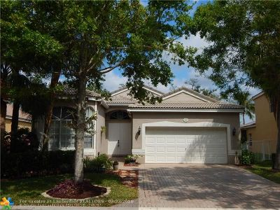 Coconut Creek Single Family Home For Sale: 4823 NW 59th Ct
