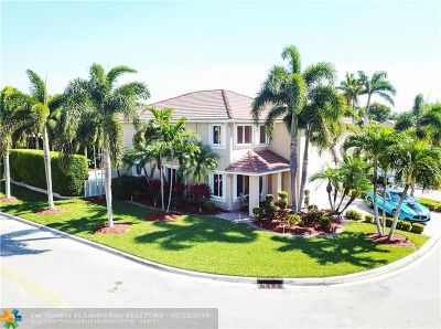 Coral Springs Single Family Home Backup Contract-Call LA: 12149 NW 53rd St