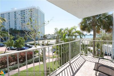 Miami Beach Condo/Townhouse Backup Contract-Call LA: 6801 Indian Creek Dr #201