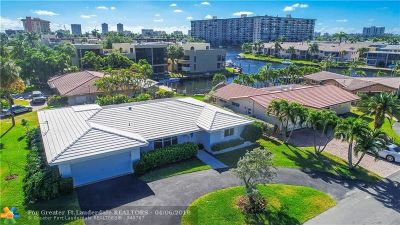 Pompano Beach Single Family Home For Sale: 590 SE 10th Ave