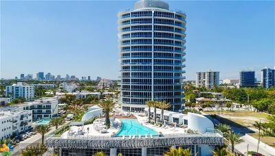 Broward County Rental For Rent: 701 N Fort Lauderdale Beach Blvd #112