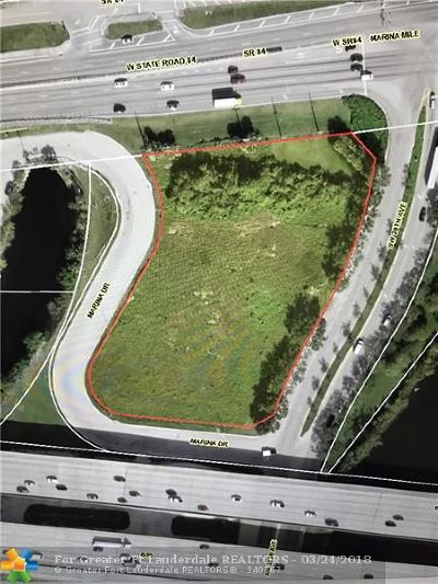 Broward County Commercial Lots & Land Backup Contract-Call LA: W State Road 84