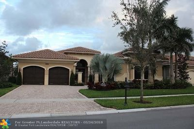 Delray Beach Single Family Home For Sale: 8389 Hawks Gully Ave