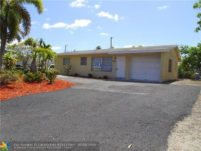 Deerfield Beach Single Family Home Backup Contract-Call LA: 620 SW 14th Pl