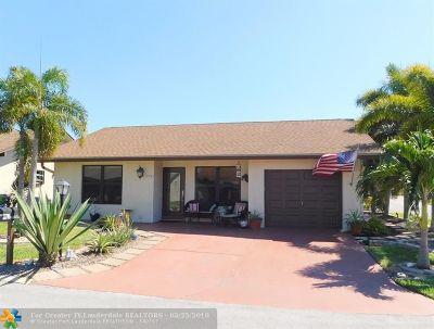 Deerfield Beach Single Family Home Backup Contract-Call LA: 1978 SW 16th Ct