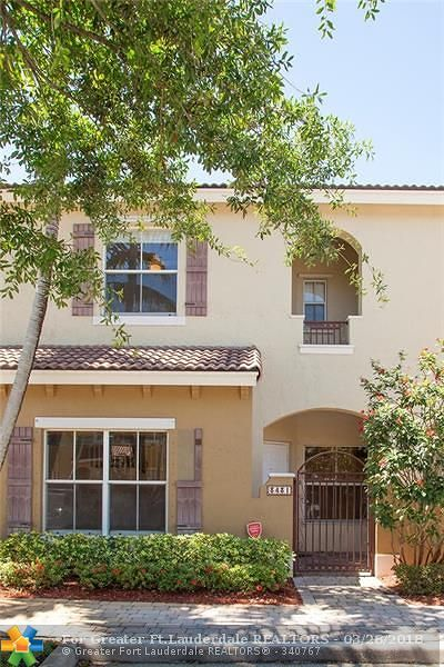 Margate Condo/Townhouse Backup Contract-Call LA: 3431 Merrick Ln #607