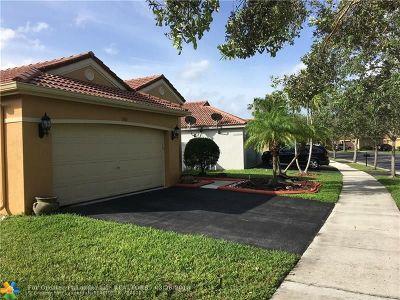Weston Single Family Home For Sale: 1566 Mira Vista Cir