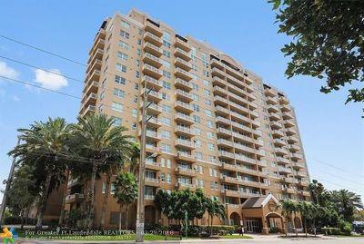Miami Condo/Townhouse For Sale: 2665 SW 37th Ave #1502