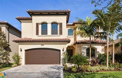 Delray Beach Single Family Home For Sale: 8223 Lawson Bridge Lane
