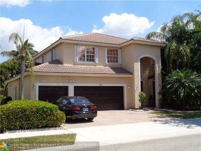 Weston Single Family Home Backup Contract-Call LA: 4122 Amber Way