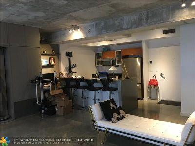 Miami Condo/Townhouse For Sale: 3449 NE 1 Ave #108