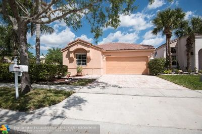 Pembroke Pines Single Family Home Backup Contract-Call LA: 15897 NW 16th St