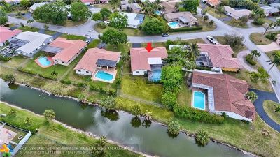 Coral Springs Single Family Home Backup Contract-Call LA: 1678 NW 84th Dr