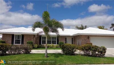 Deerfield Beach Single Family Home Backup Contract-Call LA: 1009 SE 14th Ave