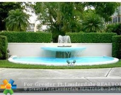 Plantation Condo/Townhouse For Sale: 6731 Cypress Rd #303