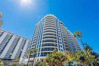 Pompano Beach Condo/Townhouse For Sale: 801 Briny Ave #704