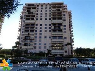 Boca Raton Condo/Townhouse For Sale: 2003 N Ocean Blvd #203