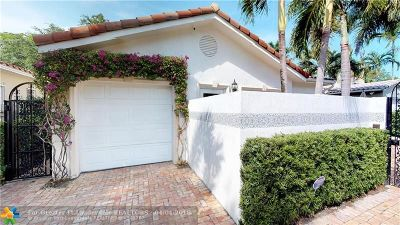 Rio Vista, Rio Vista C J Hectors Re, Rio Vista Isles Single Family Home Backup Contract-Call LA: 1015 SE 11th Ct